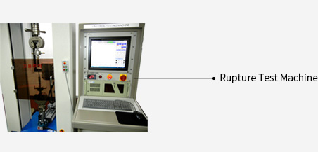 Rupture Test Machine